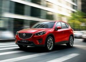 Mazda CX-5 2015 – для стильных и креативных автолюбителей